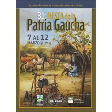 31ª FIESTA DE LA  PATRIA GAUCHA